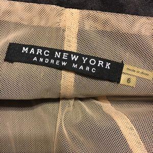 Andrew Marc Dresses - MARC NEW YORK Andrew Marc Black Strappy Dress.